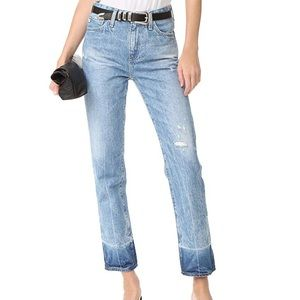 Adriano Goldschmied AG Jeans Phoebe Acid Wash